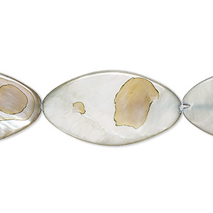 Beads Mother-Of-Pearl Greys