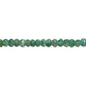 CA18 natural quartz emerald cut for making jewelry Natural Black Aventurine quartz faceted round cut 23.5 MM black aventurine: