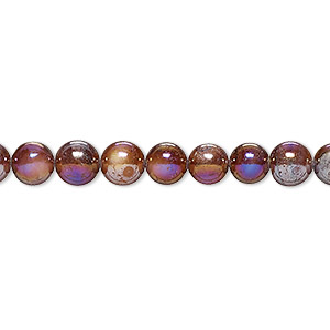 Beads Mother-Of-Pearl Multi-colored