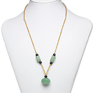Pendant Style Aventurine Multi-colored