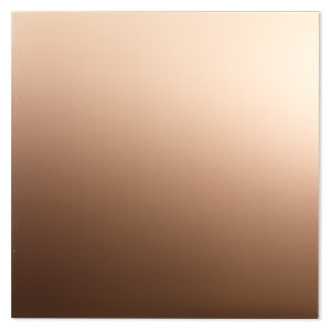 sheet, copper, half-hard, 6x6-inch square, 26 gauge. sold individually.