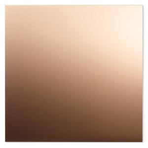 Sheet Copper Half Hard 6x6 Inch Square 26 Gauge Sold