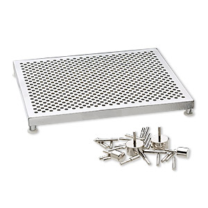 thing-a-ma-jig, aluminum, 5-1/2x4-1/2 inch deluxe model wire jig. sold individually.