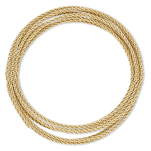 5 gauge jewelry wire wire center wire artistic wire braid brass finished copper 2 1mm braided rh firemountaingems com american wire gauge what gauge wire for rings greentooth Gallery
