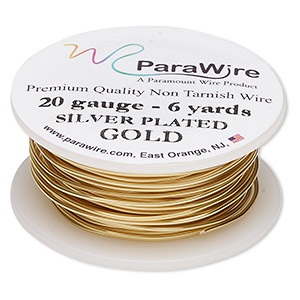 GENUINE COPPER WIRE WRAPPING COPPER WIRE HALF HARD 20GA 2 x 1 LB SPOOL 324FT