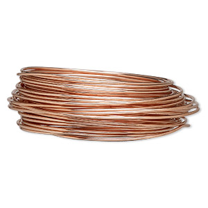 16 ga copper and copper plated wire wrapping wire fire mountain 30 foot pkg greentooth Gallery