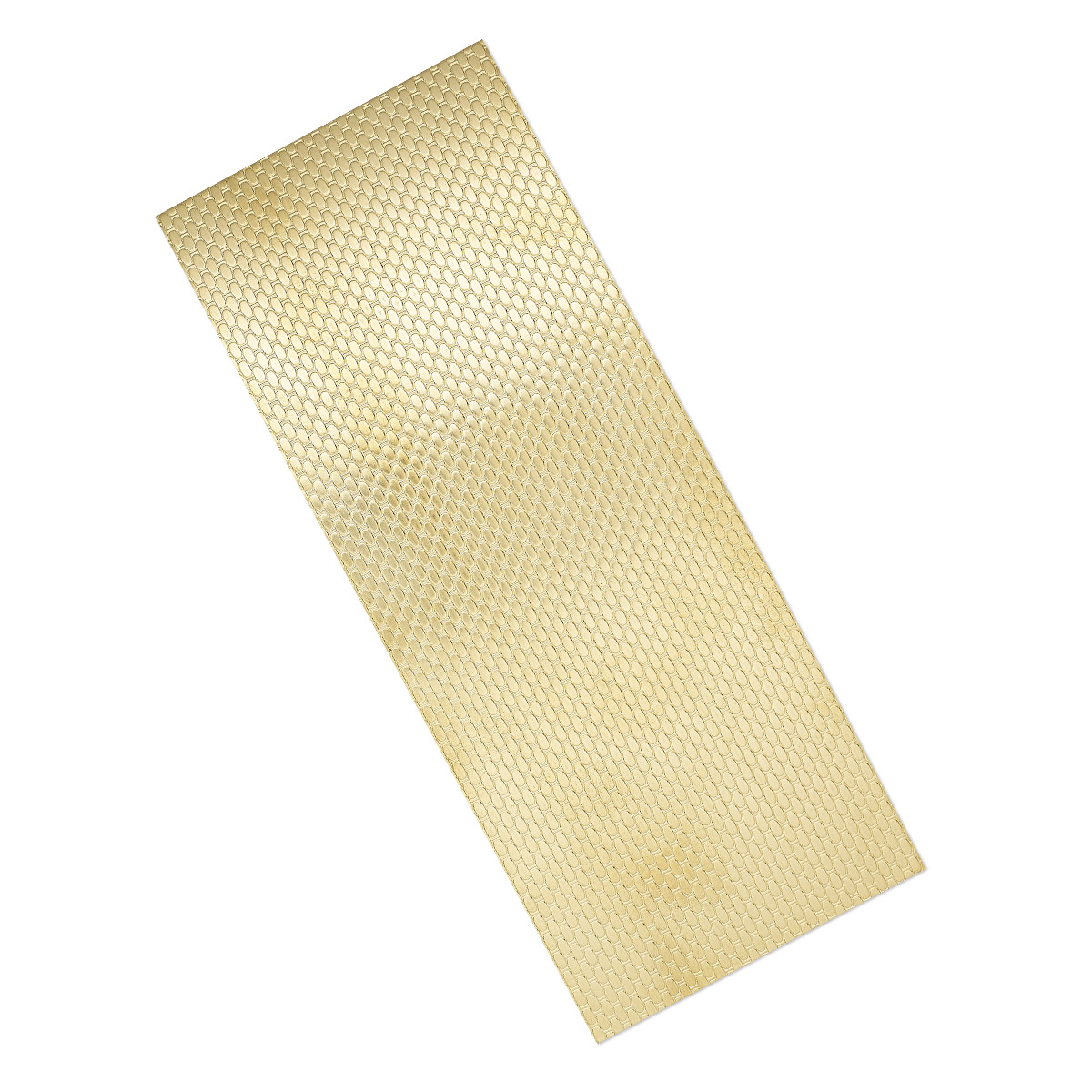 Sheet Brass 6x2 1 2 Inch Single Sided Rectangle With
