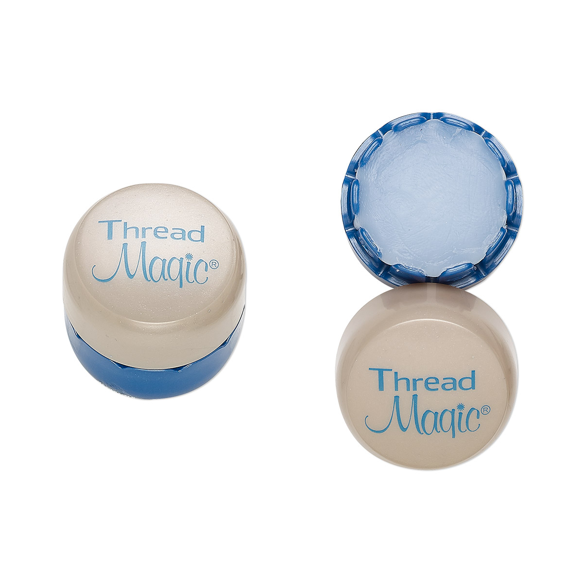 Thread conditioner, The Bead Buddy® Thread Magic®, clear  Sold